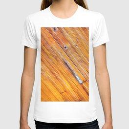 Wood lines T-shirt