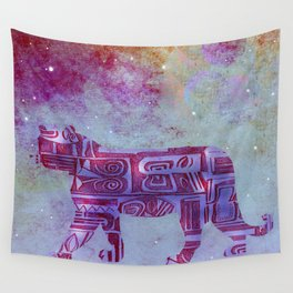 panther's dream Wall Tapestry