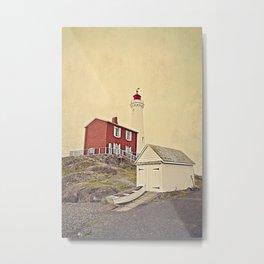 Fort Rodd Hill Metal Print