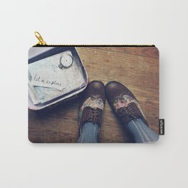 Let's Explore! Carry-All Pouch