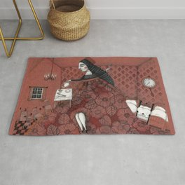 Schneewittchen-The House of the Seven Dwarfs Rug