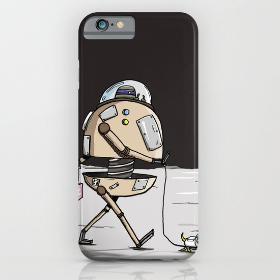 On the moon 1 iPhone & iPod Case