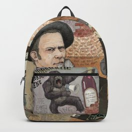 Tom Waits' Melodramatic Nocturnal Scene Backpack