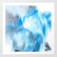 Abstract #43 Art Print
