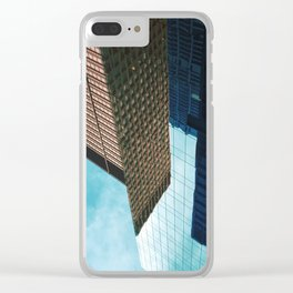 Chitecture <3 Clear iPhone Case