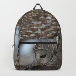 Sleepy Owl Backpack
