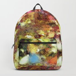 Discarded blooms Backpack