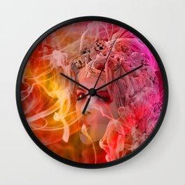 Vaping Wall Clock