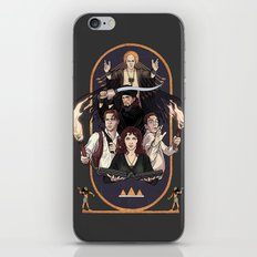 No harm ever came from reading a book iPhone & iPod Skin