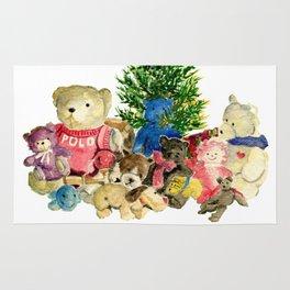 Teddy Bears Rug