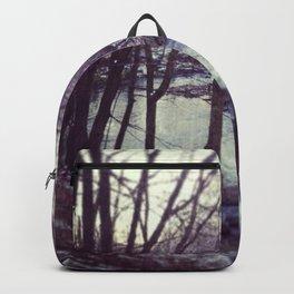 cold river Backpack