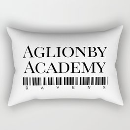 Aglionby Academy (TRC) Rectangular Pillow