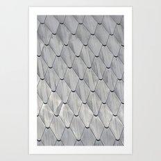 Scaled Art Print