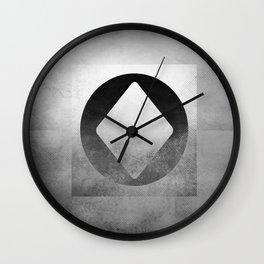 Ace of Diamond V Wall Clock