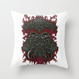 The Voider Throw Pillow