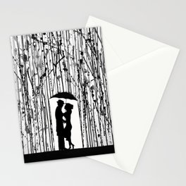 Film Noir Stationery Cards