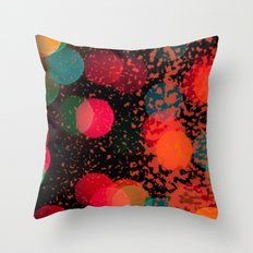 *Abstract Throw Pillow