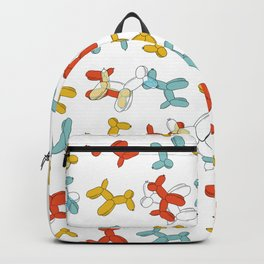 Balloon dogs Backpack