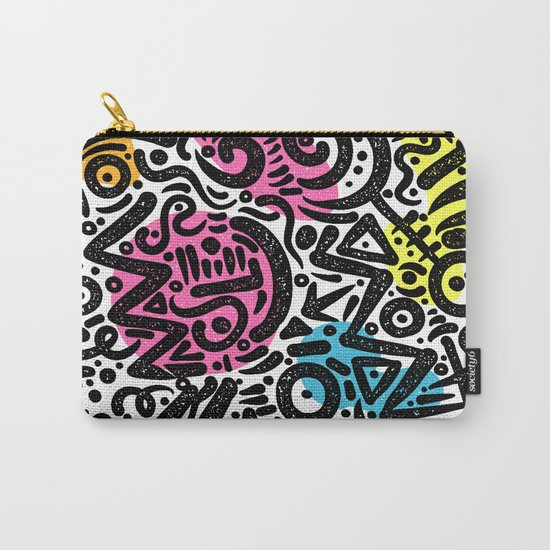 ABSTRACT 013 Carry-All Pouch