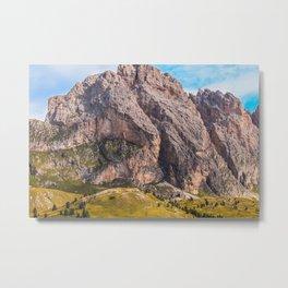 Sudtirol Metal Print
