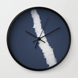 Iridium-5 Mission (2018) Wall Clock
