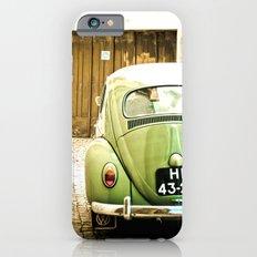 Mrs Olive Green iPhone 6s Slim Case