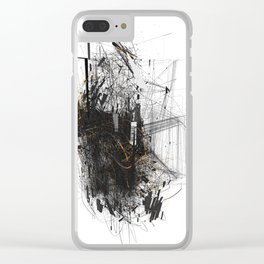 Unwelcome Gaze – Amazon 6 Clear iPhone Case