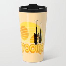 Serene Tatooine Travel Mug