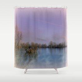 Lakeside Impression Shower Curtain
