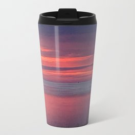 Dusk in the outer banks Travel Mug