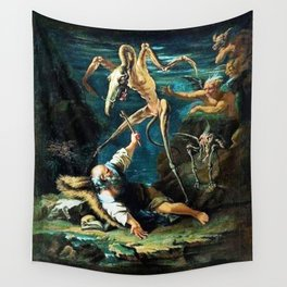The horror! Wall Tapestry