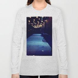 Night Lights Long Sleeve T-shirt