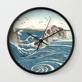 Stormy weather Wall Clock