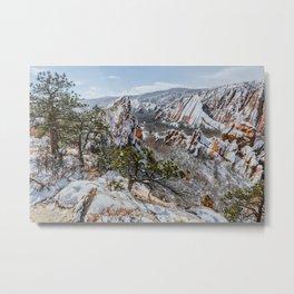 Roxborough State Park, Colorado Metal Print