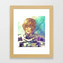 Röryan Framed Art Print