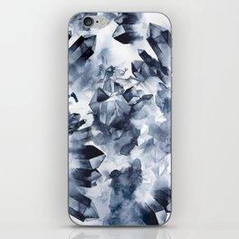 Smokey Crystals iPhone Skin