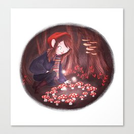 Fairy Ring Canvas Print