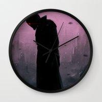 starlord Wall Clocks featuring StarLord by Varsha Vijayan