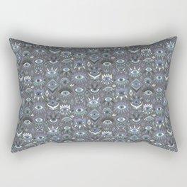 Mystic Eyes Rectangular Pillow