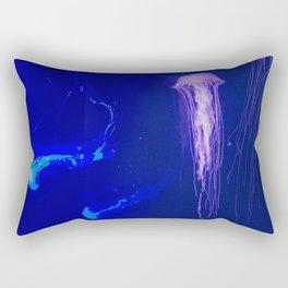 Nettle Dance Rectangular Pillow
