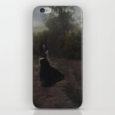 HAUNTED STORMS iPhone & iPod Skin