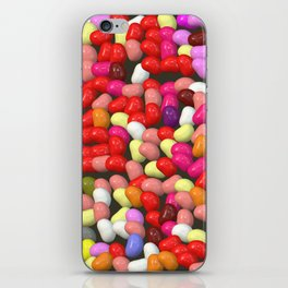 Funny Jelly Mix 1 iPhone Skin