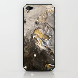 Acrylic pour #1 iPhone Skin