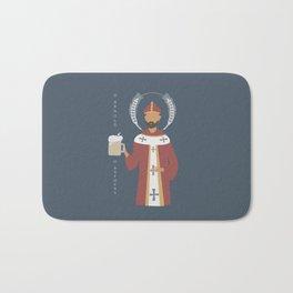St. Arnold of Brewers Bath Mat