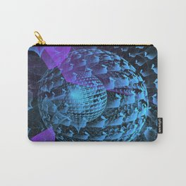 Spherical Abstract Carry-All Pouch