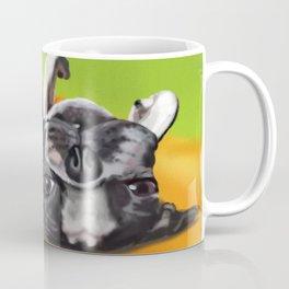 Upsidown Boston Coffee Mug