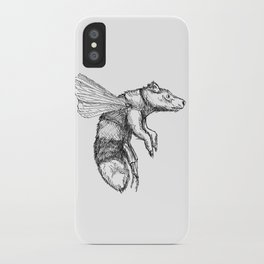 Bumblebear iPhone Case