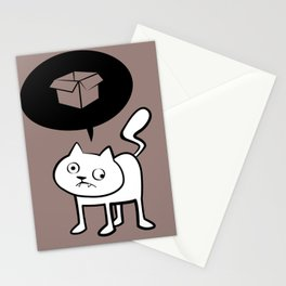 minima - derpicat | box Stationery Cards