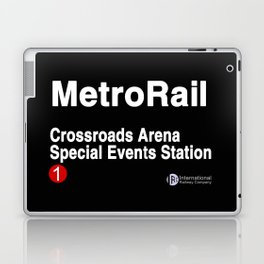 Crossroads Arena Special Events Station Laptop & iPad Skin