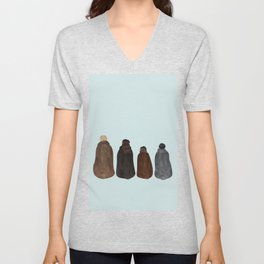 Kings and Queens Unisex V-Neck